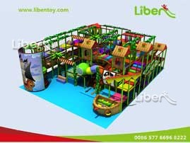Big Kids Indoor Playground Manufacturer