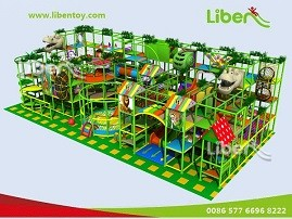 Indoor Playground Manufacturer in China_One-stop Service of ...
