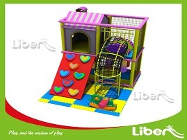 ASTM Safty Standard Indoor Play Areas for Kids