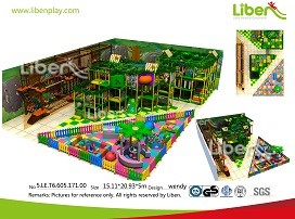 Kids Indoor Soft Playground