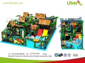 Kids Indoor Play Center Manufacturer