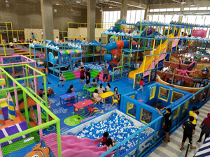 Malaysia Indoor Playground and Trampoline Park